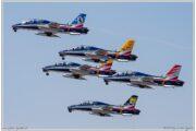 Frecce Tricolori juhlii 60 vuotta upealla Air Show -tapahtumalla!!!